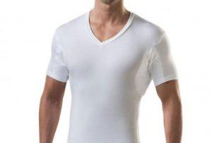 زیرپوش ضد عرق با پد زیر بغل محافظ